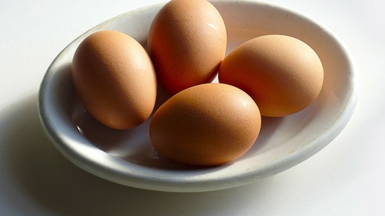 picture of eggs in a breakfast bowl